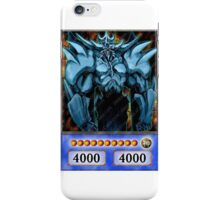 Obelisk The tormentor  iPhone Case/Skin