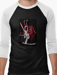 Darth Krampus Men's Baseball ¾ T-Shirt