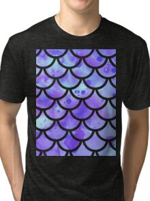 Mermaid Days Tri-blend T-Shirt