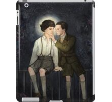 Teenlock  - Jim & Sherlock iPad Case/Skin