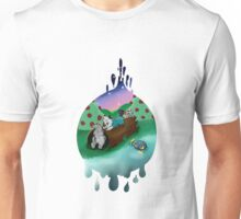 lake drops Unisex T-Shirt