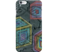 Psylocibin - Molecule iPhone Case/Skin