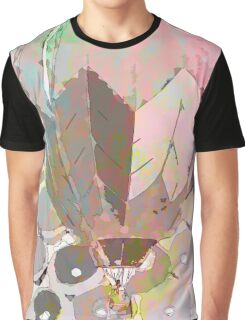 Soaring over Pastel Land Graphic T-Shirt