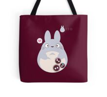 totoro funny ghost Tote Bag
