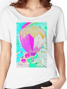 Floating Over Candyland Women's Relaxed Fit T-Shirt