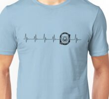 rotor housing black Unisex T-Shirt