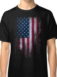 USA American Flag Classic T-Shirt