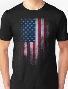 USA American Flag Unisex T-Shirt