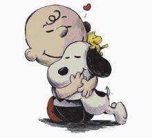 hugie snopp peanut One Piece - Long Sleeve
