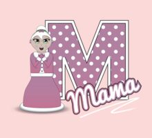 'M' is for Mama! Kids Tee