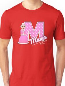'M' is for Mama! Unisex T-Shirt