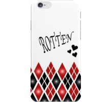 Rotten Quinn iPhone Case/Skin