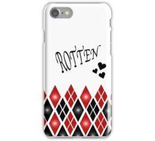 Rotten Quinn iPhone Case/Skin