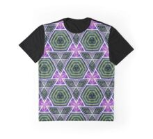 Green Reactor Graphic T-Shirt