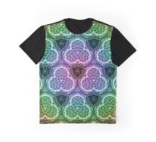 Flower of Life - Cell Division Graphic T-Shirt
