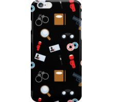 Feel like a real COP iPhone Case/Skin