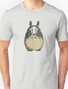 totoro big mask Unisex T-Shirt
