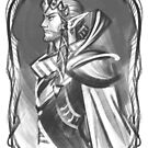 King Zelda by Figment Forms