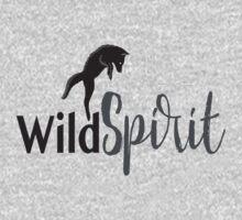 Wild Spirit Kids Tee