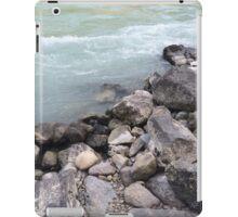 A Riverbank In Whistler iPad Case/Skin