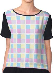 .: Light Cubes :. Chiffon Top