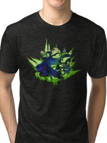 Mona & Plague Tri-blend T-Shirt
