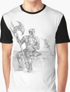 Trash Talking Pixie Graphic T-Shirt
