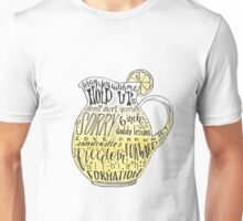 Lemonade Pitcher Unisex T-Shirt