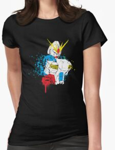 Wing Womens Fitted T-Shirt