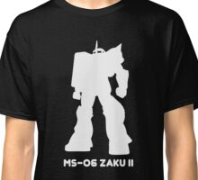 Zaku White Classic T-Shirt