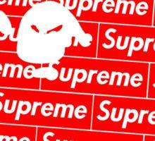 Bape x Supreme Sticker