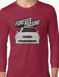 Forever Chasing [Toyota Chaser JZX100] Long Sleeve T-Shirt