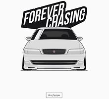 Forever Chasing [Toyota Chaser JZX100] Unisex T-Shirt