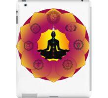 Yoga Lotus iPad Case/Skin
