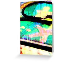 MCR Urban Abstract #11 Greeting Card