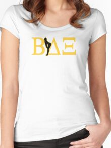 Beta Delta Xi  Women's Fitted Scoop T-Shirt