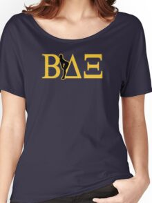 Beta Delta Xi  Women's Relaxed Fit T-Shirt