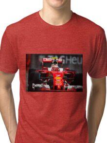 Ferrari formula 1 Tri-blend T-Shirt