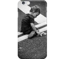 At the crossroads of Life iPhone Case/Skin