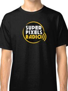 Super Pixels Radio Classic T-Shirt