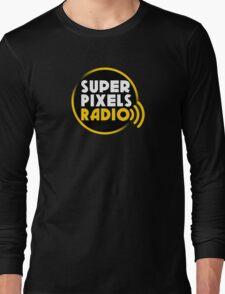Super Pixels Radio Long Sleeve T-Shirt