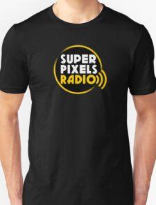 Super Pixels Radio Unisex T-Shirt