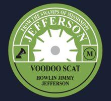 Voodoo Scat, Howling Jimmy Jefferson Kids Tee
