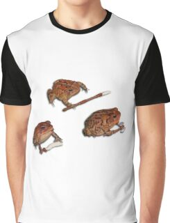 Battle Toads - Combat Readiness Graphic T-Shirt