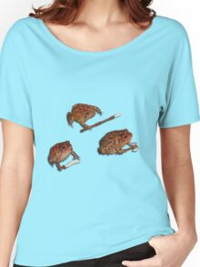 Battle Toads - Combat Readiness Women's Relaxed Fit T-Shirt