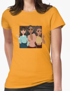 Modern Schuyler Sisters Womens Fitted T-Shirt