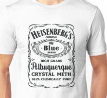 Heisenberg Jack Daniel's Unisex T-Shirt