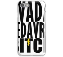 Avada Kedavra Bitch iPhone Case/Skin