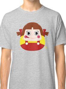 Neko Chan Daruma Classic T-Shirt