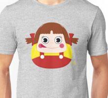 Neko Chan Daruma Unisex T-Shirt